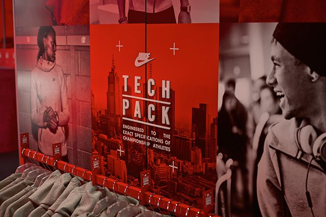 Nike Tech Pack Melbourne 8