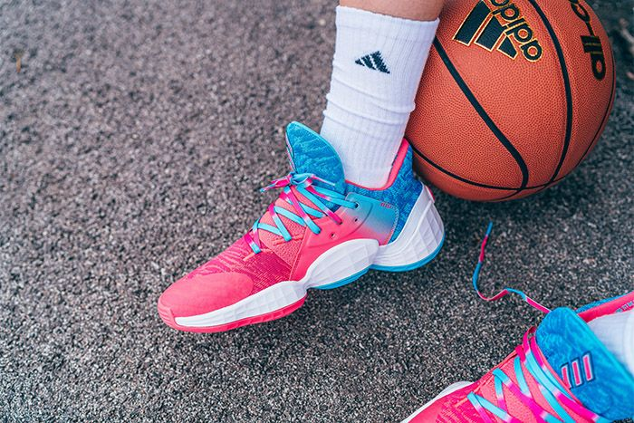 Adidas Harden Vol 4 Candy Paint Release Date Hero