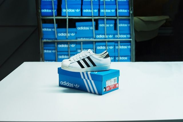 Adidas Consortium Superstar Made In France 4