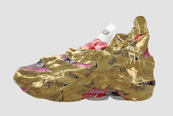 Nike Le Bron 16 Le Bron Watch Kings Throne