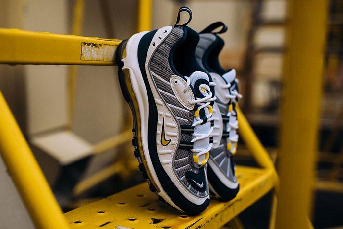 Nike Air Max 98 Tour Yellow 2018 Og 7