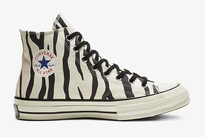 Converse Chuck 70 Print Zebra 2