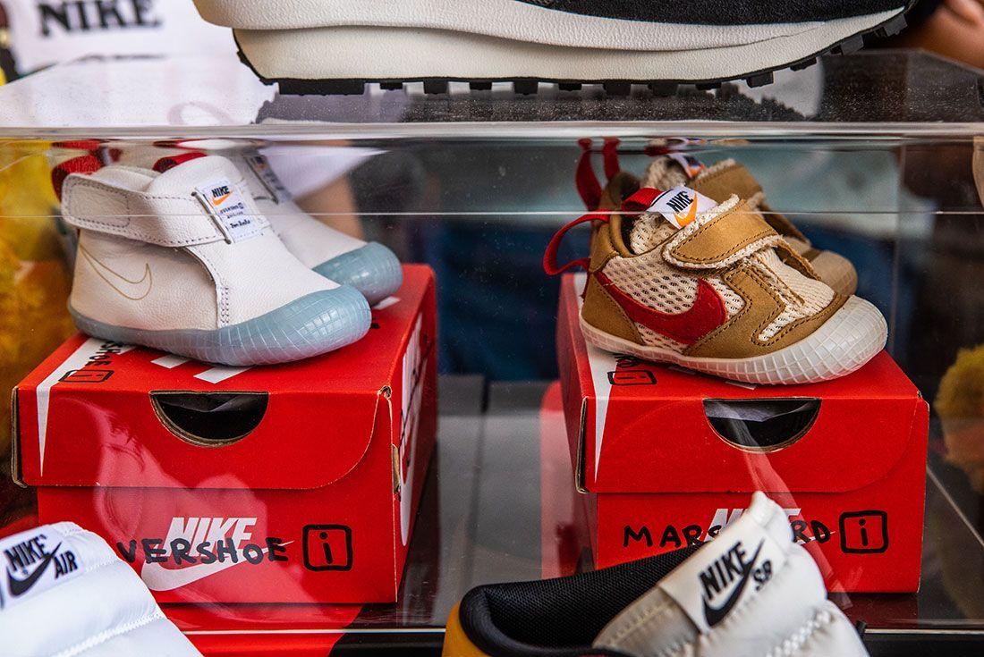 Sneaker Freaker Swap Meet October 201988