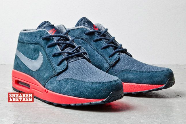 Nike Wardour Max Armory Navy Red 3 1