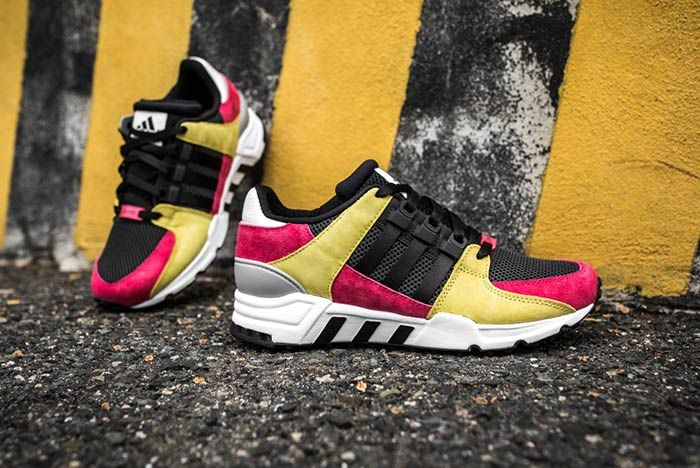 Adidas Eqt Support 93 Lush Pink 2