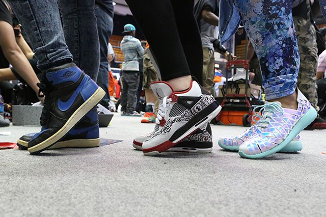 Sneaker Con Washington Dc 2013 69