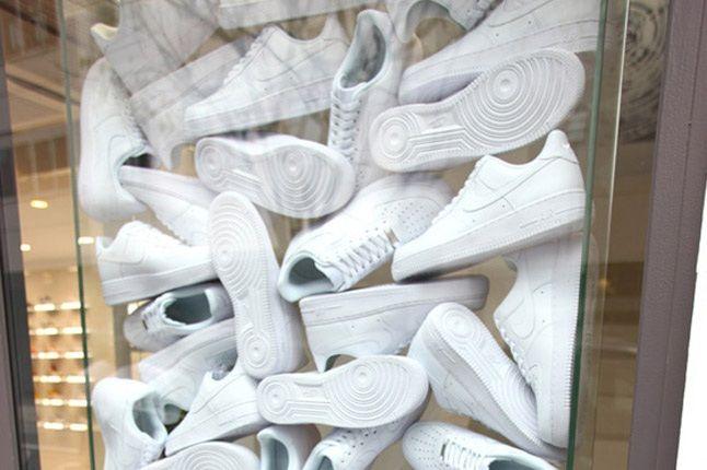 Nike Air Force 1 Xxx Anniversary The Pivot Point Pop Up Shop Tokyo Shoe Pile 1