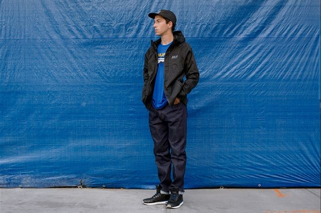 Huf Fw13 Lookbook Video Piece By Piece 7