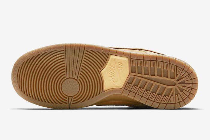 Nike Sb Dunk Low Reverse Wheat Forbes