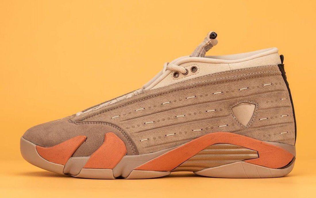 CLOT x Air Jordan 14