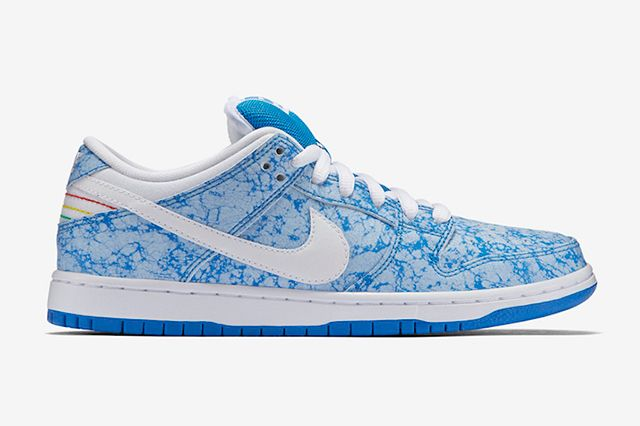 Nike Sb Dunk Low Marble 4