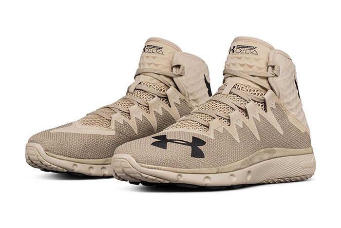 Under Armour The Rock Delta Release 3