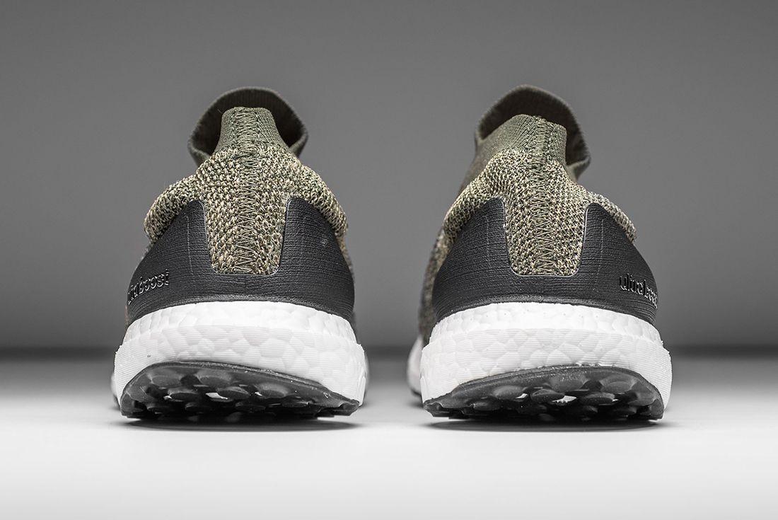 Adidas Ultraboost Laceless Olive Sneaker Freaker 3