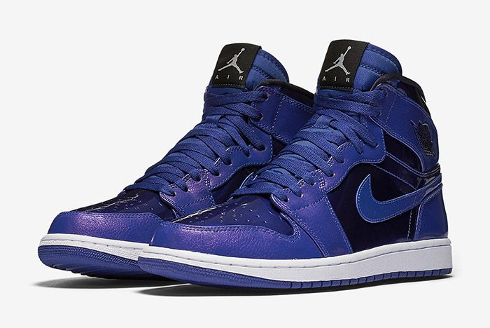 Air Jordan 1 High Retro Deep Royal 2