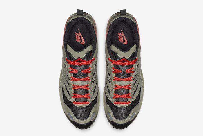 Nike Air Terra Humara Olive Black Orange 2