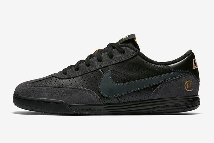 Ftc Nike Sb Lunar Fc Classic Black 5