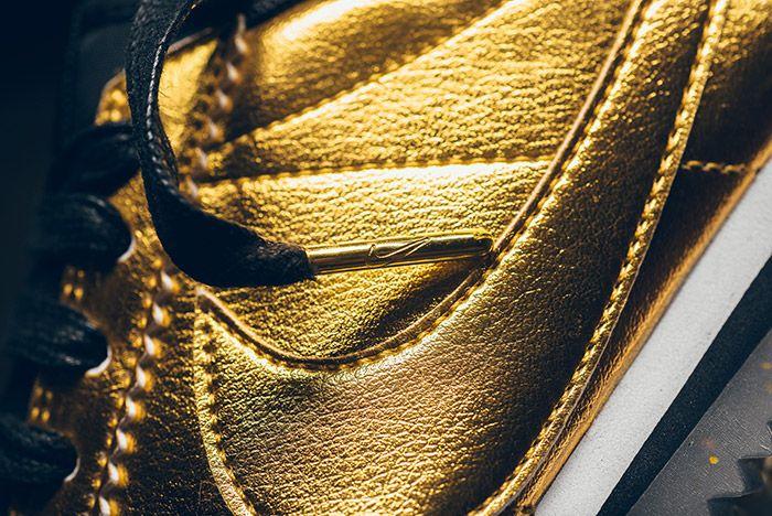 Nike Classic Cortez Metallic Gold 3