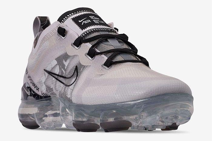 Nike Air Vapormax Vast Grey Cd7094 001 Front Angle