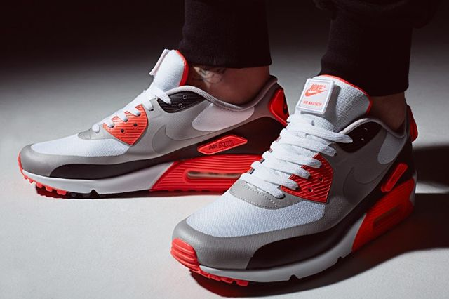 Nike Air Max 90 Patch Infrared 2