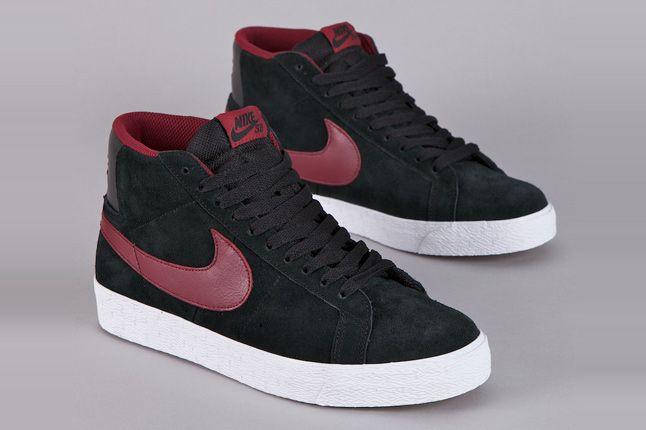 Nike Blazer Team Red Black White 02 1
