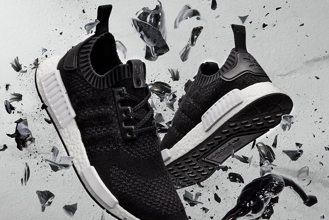 Invincible X A Ma Maniere X Adidas Consortium Ultraboost Nmd 2