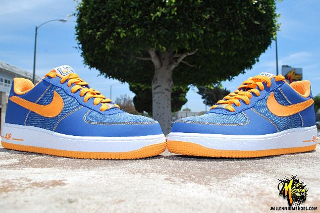 Nike Jeremy Lin Air Force 1 Low 12 1