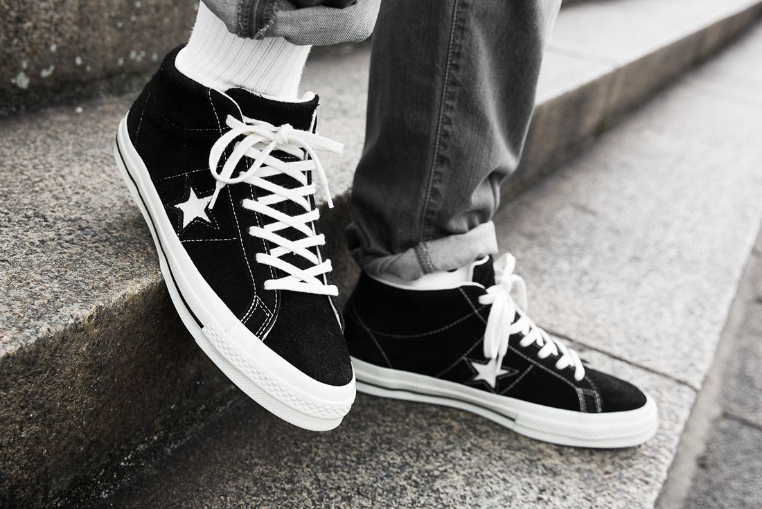 Converse One Star Mid 1