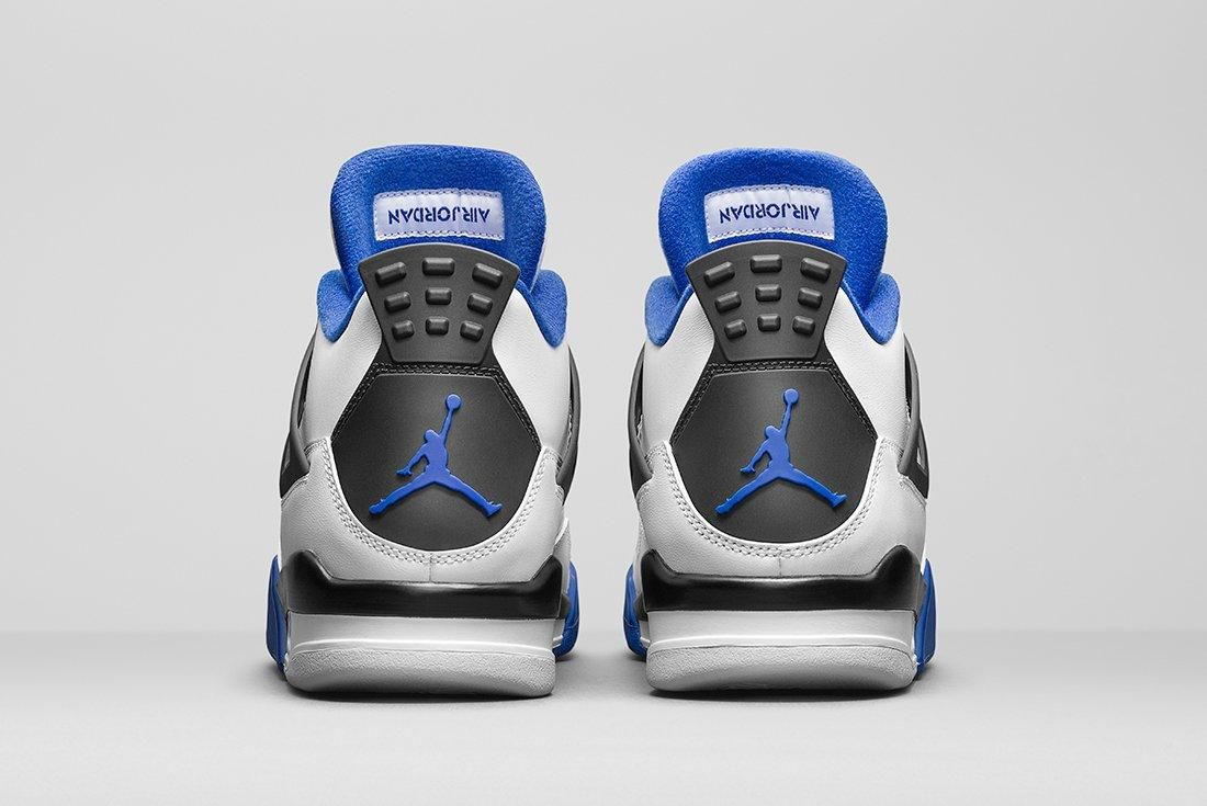 Air Jordan 4 Motorsport 2017 Retro15