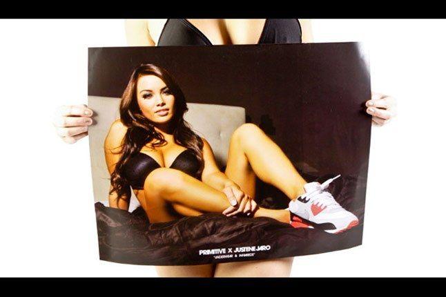 Nike Air Max 90 Posters 5 Justene Jaro 1