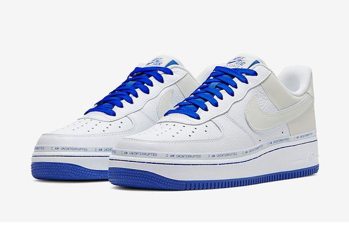 Uninterrupted Nike Air Force 1 More Than Cq0494 100 Release Date 1 Pair