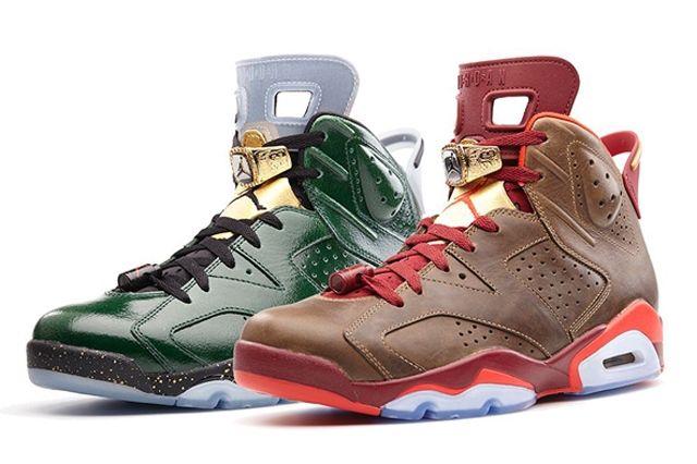 Air Jordan 6 Retro Celebration Collection 4