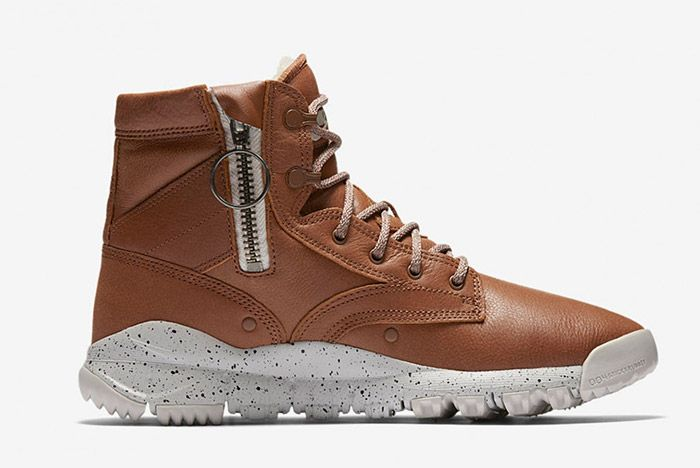 Nike Sfb Bomber 6 Inch Cognac Leather 4