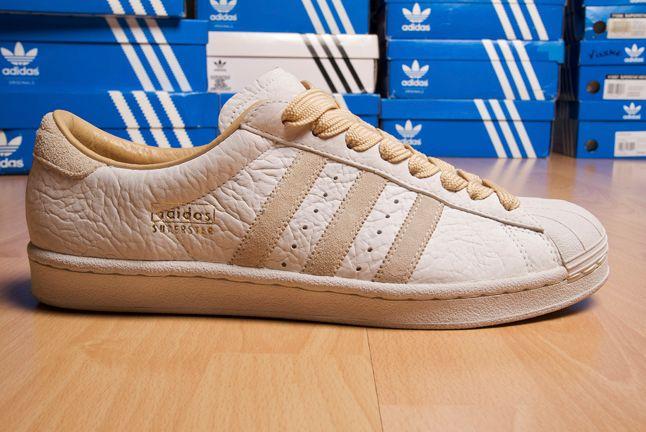 Dean Morris Adidas Superstar 16 1