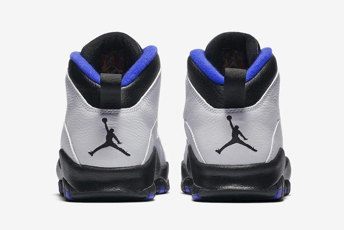Air Jordan 10 Orlando Retro 5