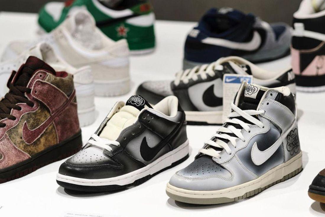 Nike Dunk Exhibit at K11 STREET/PARK