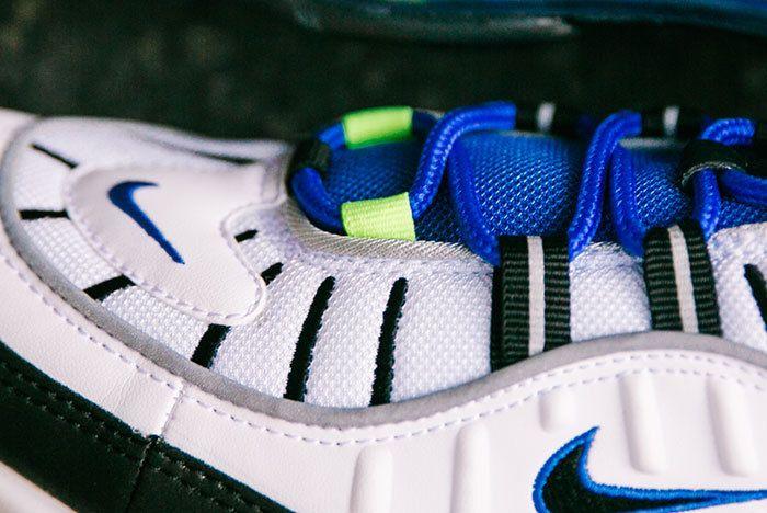 Nike Air Max 98 Racer Blue 5