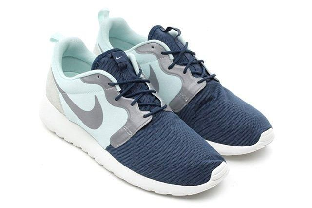 Nike Roshe Run Hyperfuse Fiberglass Blue 2