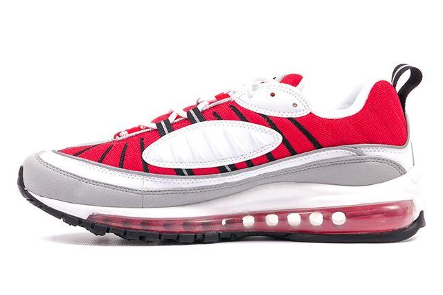 Nike Air Max 98 University Red 2