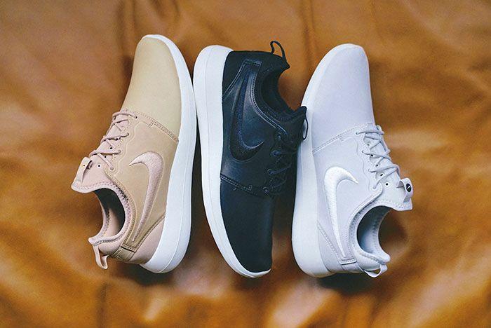 Nikelab Roshe Two Leather 1