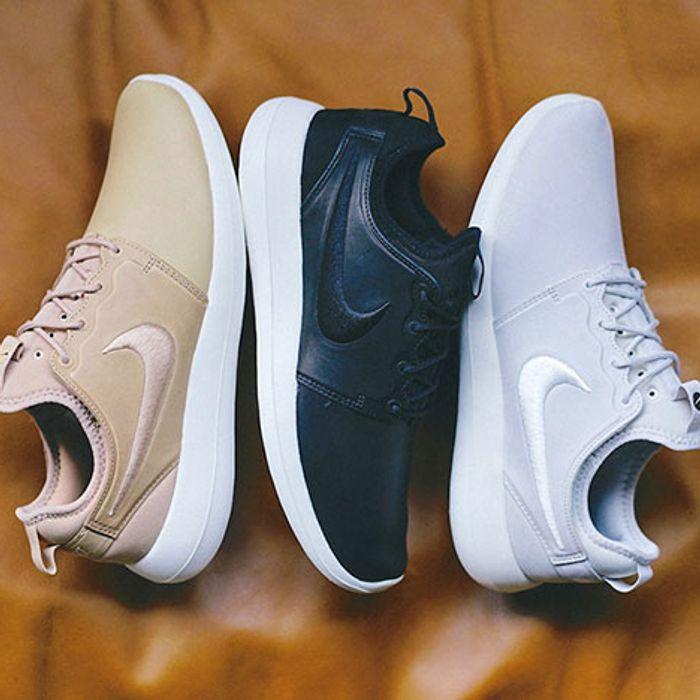 Y formal marco  NikeLAB Roshe Two Premium Leather Pack - Sneaker Freaker