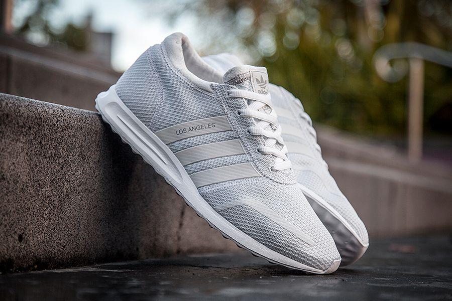 Adidas La White Mens 5