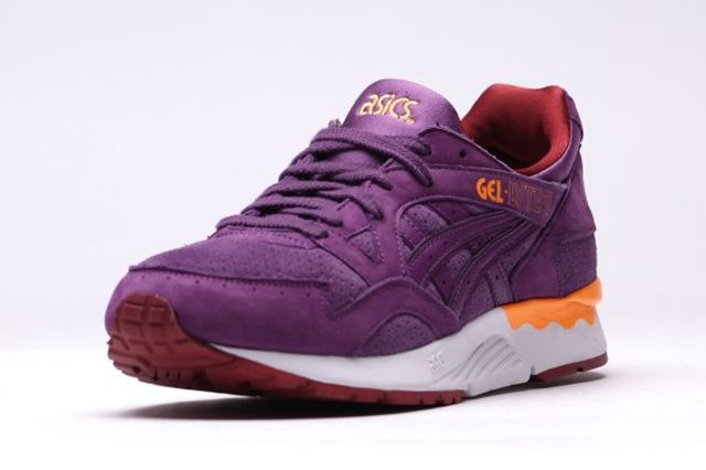 Asics Gel Lyte V Sunset Purple 6