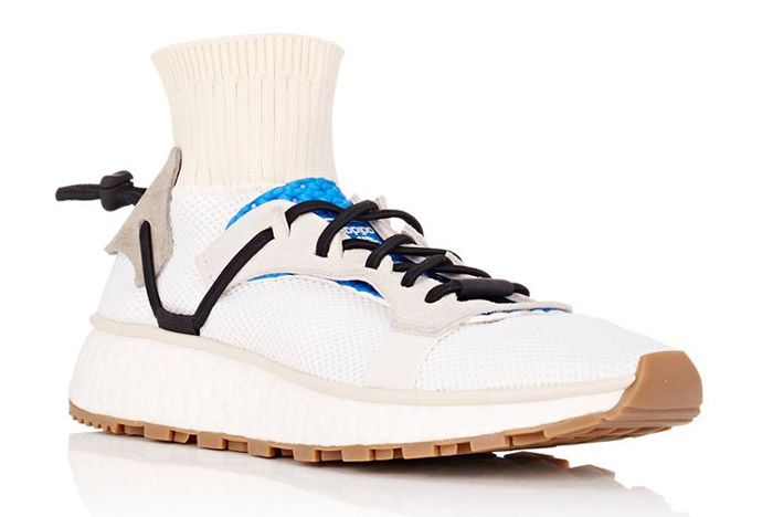 Adidas Alexander Wang Aw Run White Blue 3