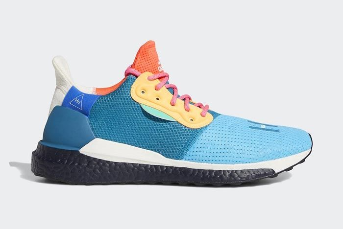 Adidas Pharrell Williams Solar Hu Lateral