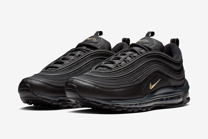 Nike Air Max 97 Black And Gold 5