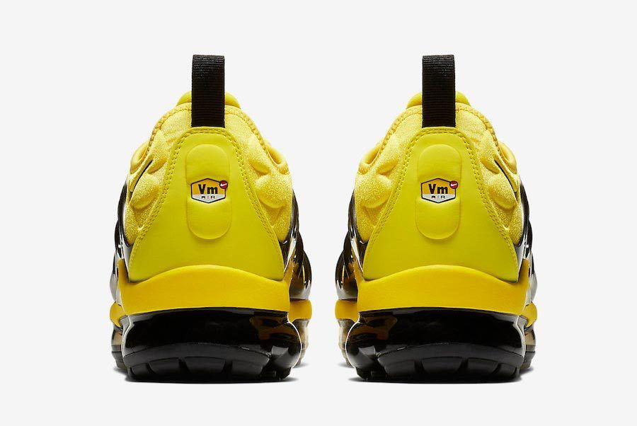 Vapormax Plus Bumblebee 3