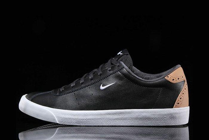 Nike Match Classic Vachetta Tan Black 1
