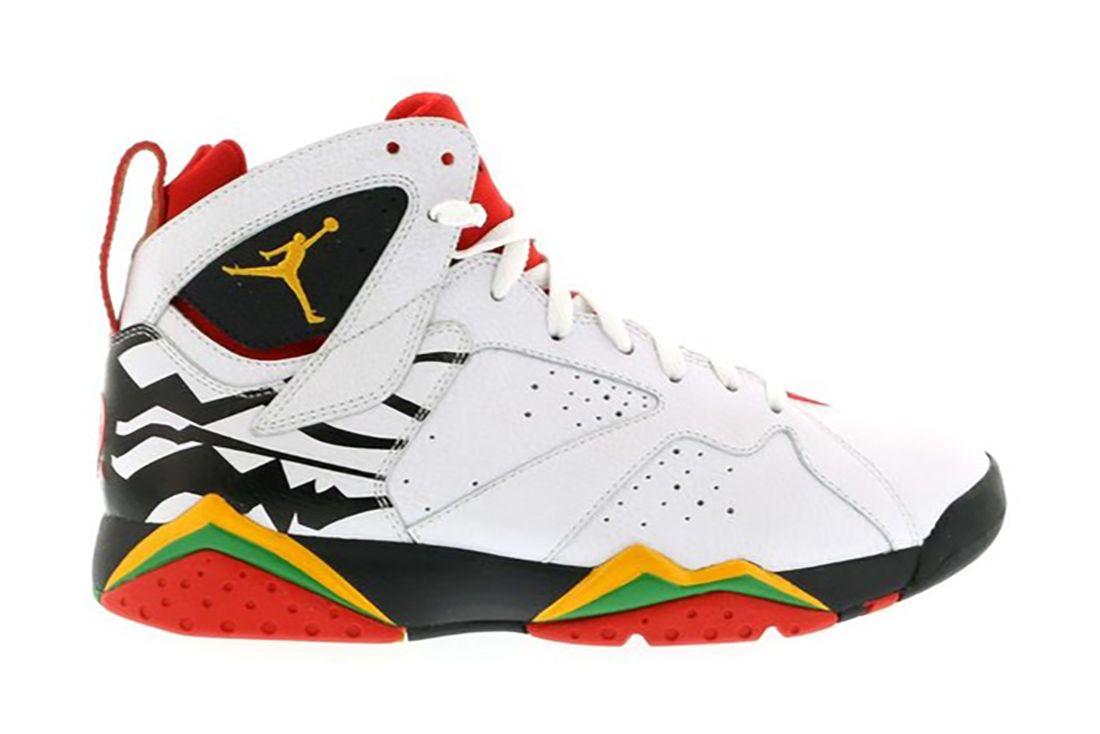 Air Jordan 7 Premio Bin23 436206 101 Lateral