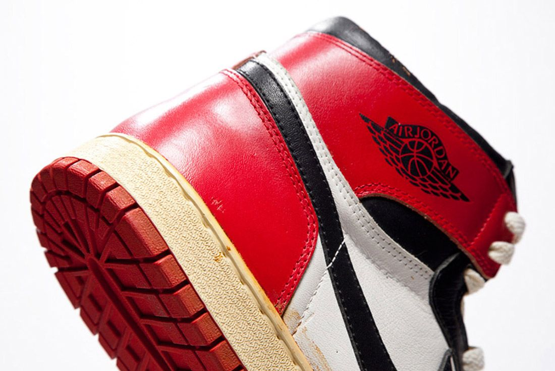 Air Jordan 1 Black Toe Prototype 5