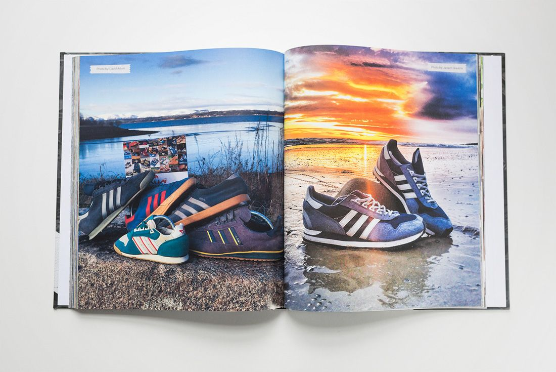 Adidas Book 1